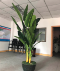 Artificial Plant Manufacturers Artificial Fakes Decorative Banana Leaf Tree Artificial Banana Tree Plant