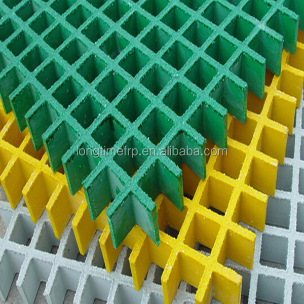 Plastic grille frp grids for walking on fiberglass grating for Pool plastik