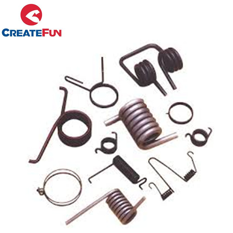CreateFun Twist Torsion Spring for Small Machinery