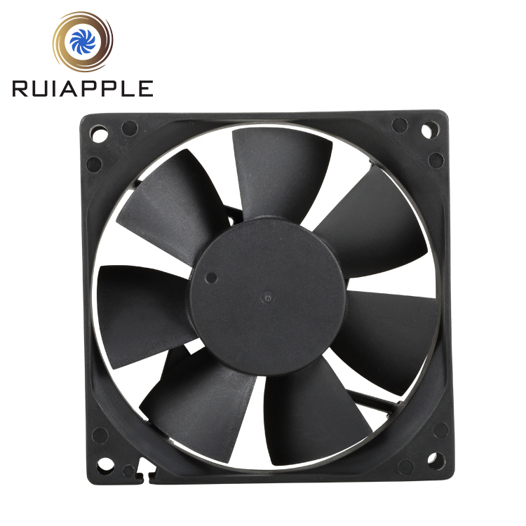 5V 12V 18V 24V 92x92x25MM 92mm High CFM Brushless DC Waterproof 90mm Axial flow Fans