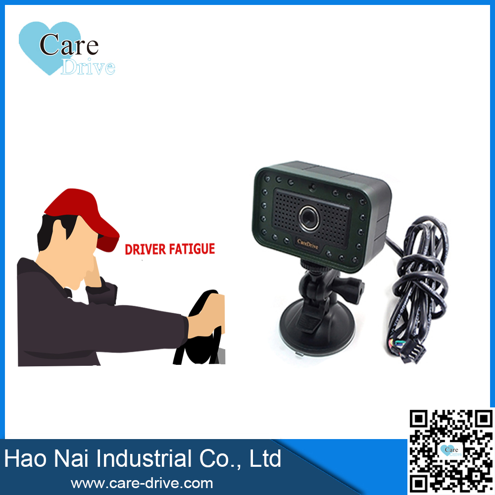 Fatigue information output camera and alarm system