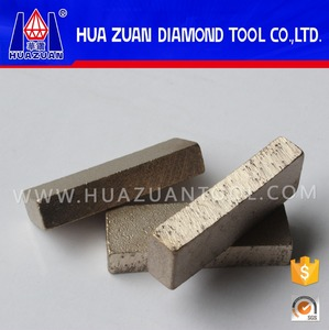 Hot sell cutting saw diamond segment for sandstone