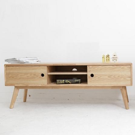 mobilier scandinave dodge pur japonais ash basse en bois de table meuble tv meuble tv. Black Bedroom Furniture Sets. Home Design Ideas