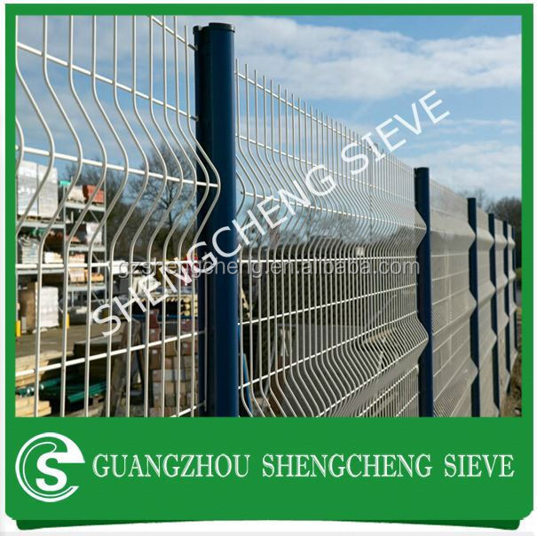Direct sales EU standard Metal Community residence fence
