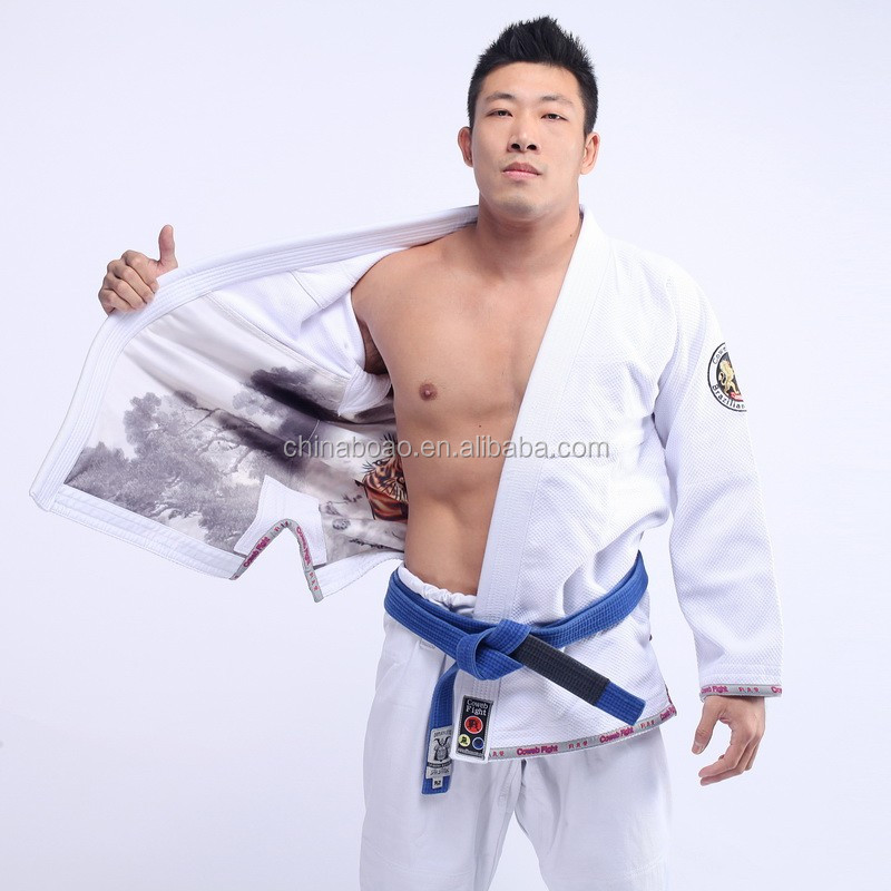 New hot sale professional quality Bjj Gis in cotton fabric