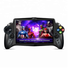 New JXD Game tablet S192K 7 inch 4G/64G quad core handheld game player 10000mA android 5.1 tablet PC video game console