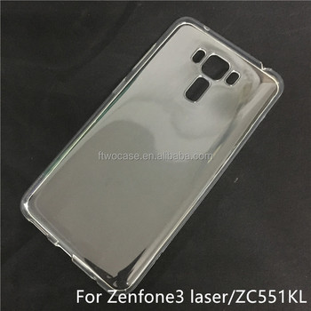 best authentic 2f0a6 ce548 Soft Tpu Silicon Transparent Clear Case For Asus Zenfone 3 Laser/zc551kl -  Buy Silicon Case For Asus Zenfone 3 Laser/zc551kl,Transparent Tpu For Asus  ...