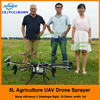 5L/10L/15L/22L tank rc agricultural spray drone aircraft for sale