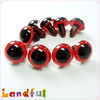 18mm Amigurumi Doll Craft Animal Eyes Safety Red Rabbit Eyes