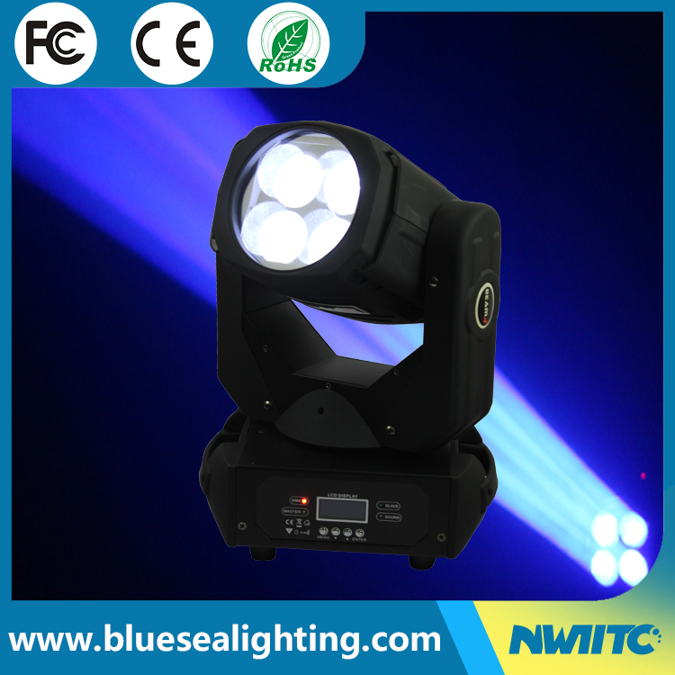 Portable Stage Lighting Packages 4x25w Led Moving Head Beam Ledmoving Product On