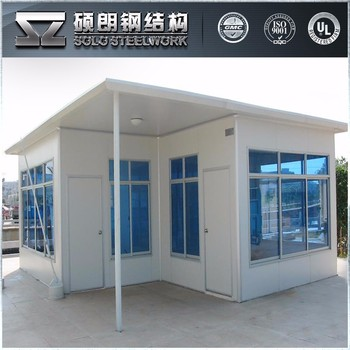 Best Price For Frp Prefabricated Sandwich Panel House