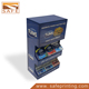 Candy Food Carton Corrugated Counter Top Stand Display Box Rack