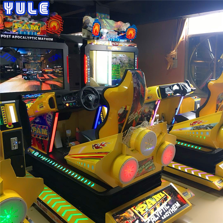 High Quality!coin Operated Machine Simulator Arcade Video ...
