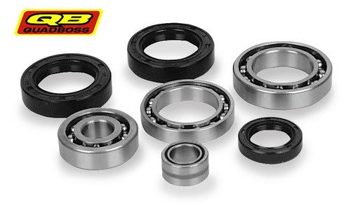 Rear for Honda TRX 250 RECON 1997-2009 All Balls Differential Kit