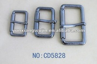 various types of roller pin belt buckle