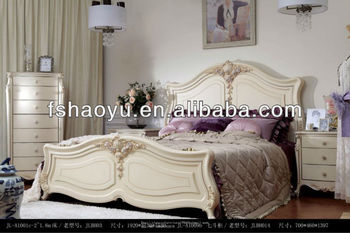high quality hotel bedroom furniture, new classic bedroom ...