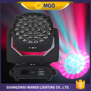 Moving Head Led Rgbw 4In1 B Eye K20 B-Eye 37