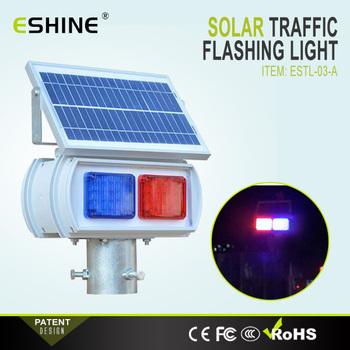 Traffic light type led solar powered blinking light for safety traffic light type led solar powered blinking light for safety warning aloadofball Choice Image