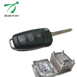 Precision Plastic Injection Parts Oem Odm Car Key Plastic Injection Molding