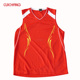 Sublimated wholesale mens womens tank top gym wear