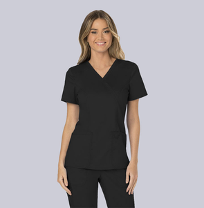 manufacturer Nurse hospital uniform , Women hospital uniform factory cheaper Ladies medical uniforms scrubs