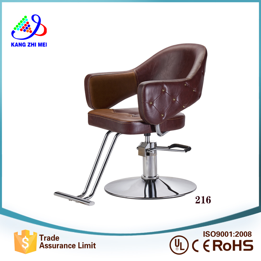 2016 hairdresser equipment and furniture hair salon chairs 216