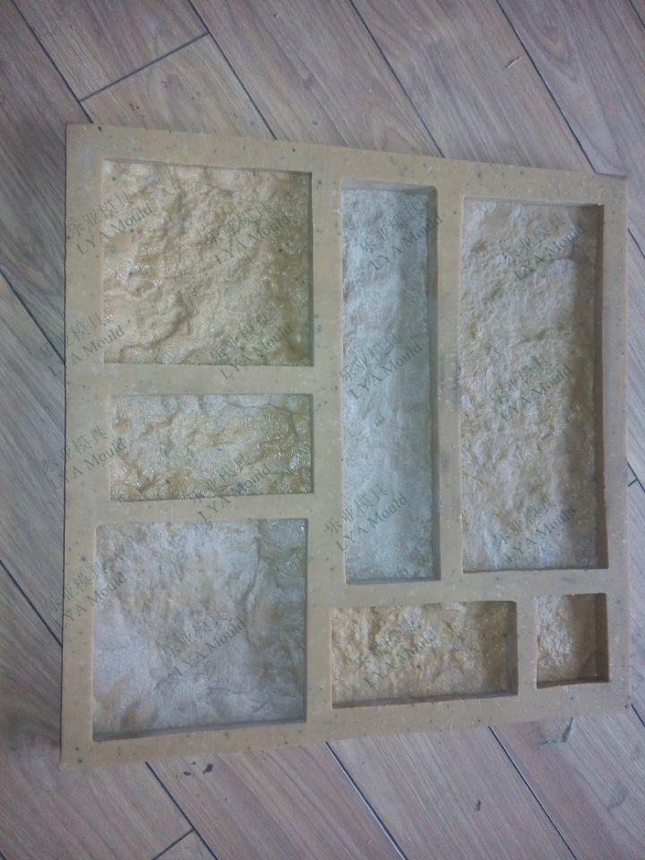 2014 Desgin Stone Veneer Molds Countertop Table Top Molds