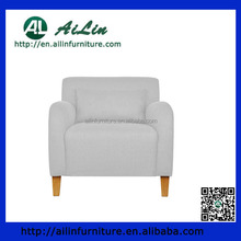Brandnew fabric cover tub chair for living room