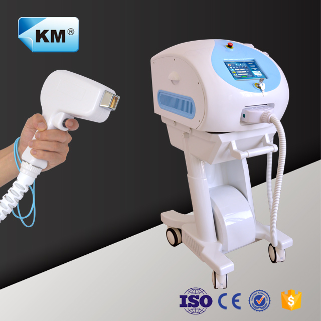 The latest salon use 808nm diodenlaser / laser diode hair