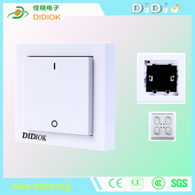 Movable and remote control house appliances Free battery wireless light switch