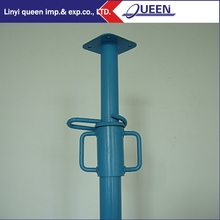 Telescopic Shore Post Bracket Scaffolding System For Concrete Slab