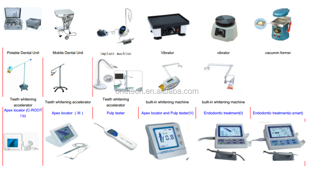 Harmonic Gold Supplier Provided Dental Chair Luxury Spare Parts ...