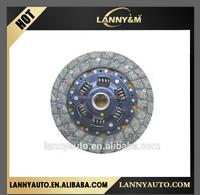 Auto clutch parts friction material clutch, 4JA1 clutch disc ,4ZC1T clutch plate