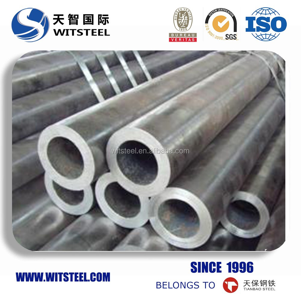 Low Carbon seamless steel pipe (gu yuan) made in China