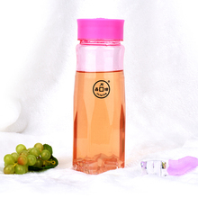 2016 promotional gift 700ml food grade safe clear cheap plastic water bottle