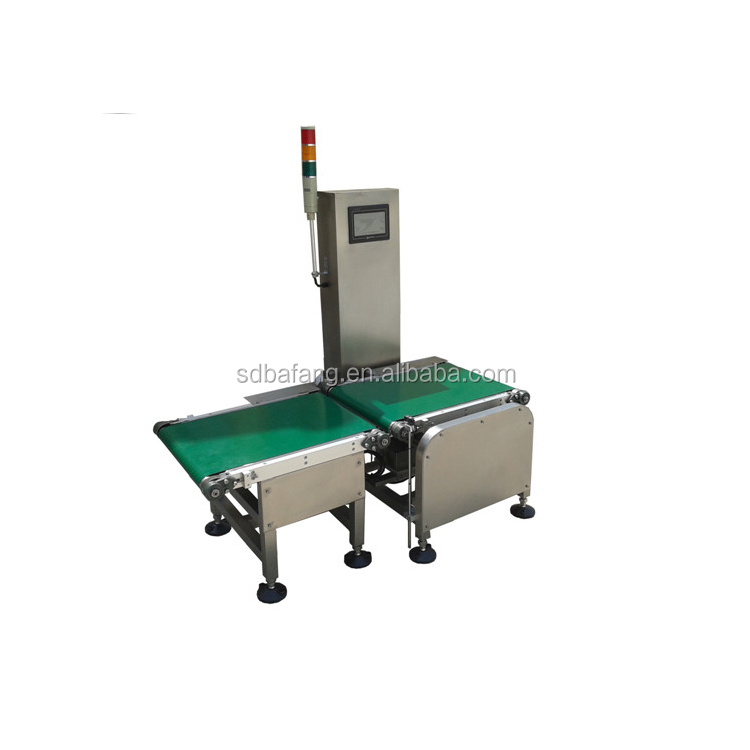 Factory supply automatic weight sorting machine