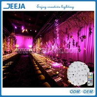 Islamic Wedding Favor wedding accessories decoration LED Light Base on table