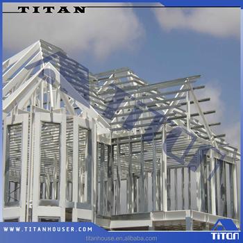 Wonderful Prefabricated Light Gauge Steel Framing For House