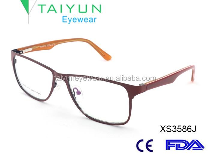ManufacturerTwo Layer Metal Optical Frames