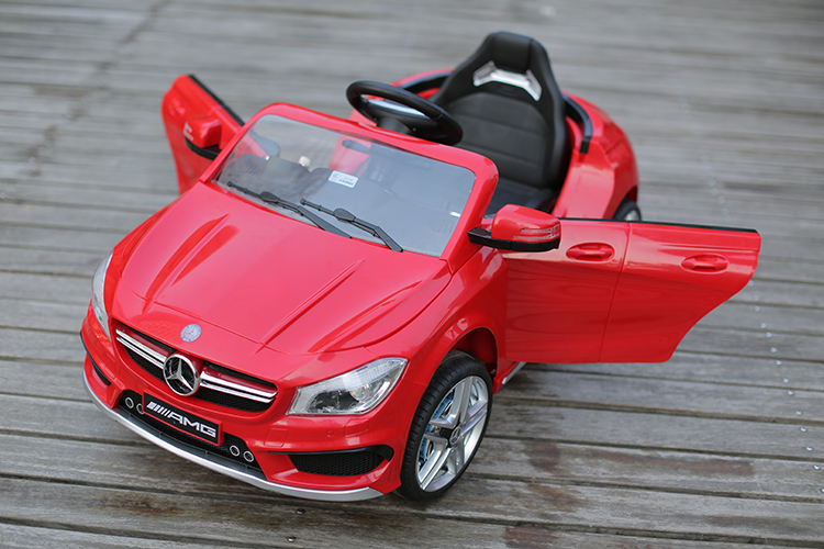 electric car price mercedes benz license ride on toy car