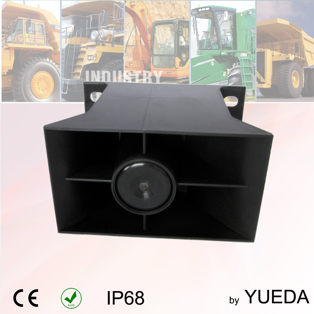 112 dB back-up alarm back buzzer for heavy duty commercial vehicles