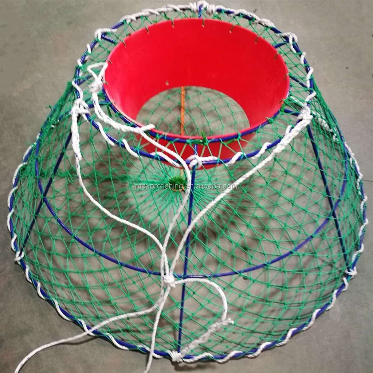 crab king fishing traps snow duty heavy commercial pots