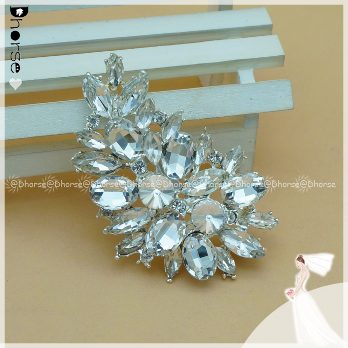 marriage wedding trendy mods invitations crystal buckal ceremonies invitation brooch com with