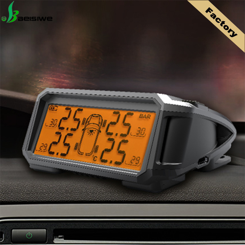 Certificated wireless solar energy Potential accident protection hud tpms