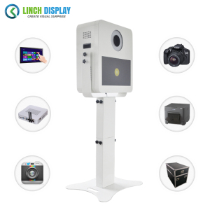 Digital Automatic DIY Photo Booth dslr Camera Kiosk