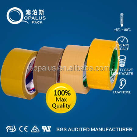 Premium grade BOPP packing tape Canton fair 3.2F22-23 May 1st-May 5th 30 years enterprise China top brand