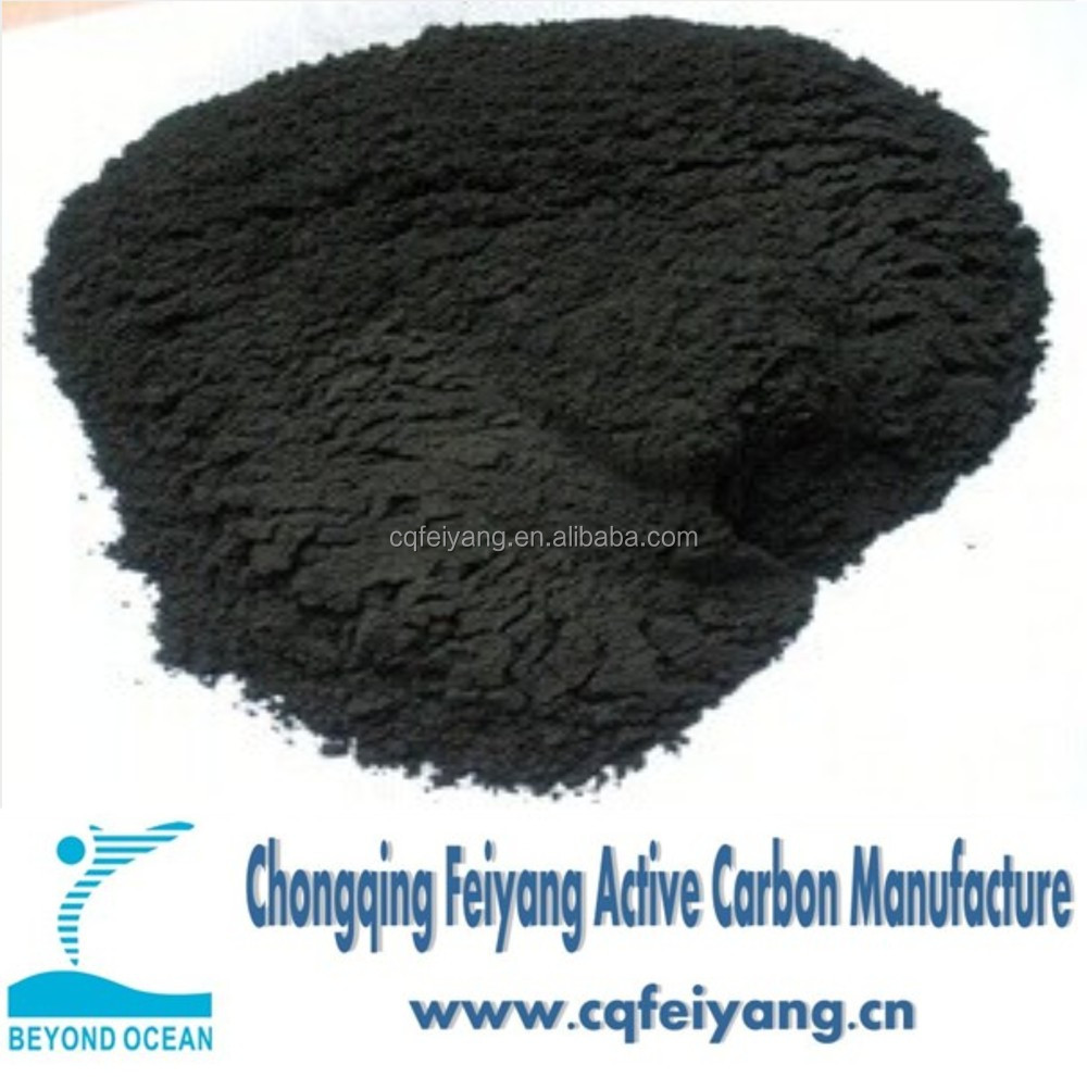 Bulk Activated Carbon Used In Refining Cystine Factory