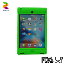 For Apple iPad Mini 4 silicone table case protector cover