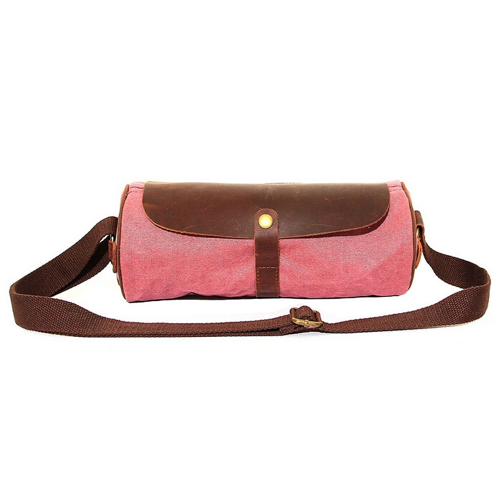 Paonies Unisex Lady Men Canvas Waist Pack Bum Bag Cross Body Bags Travel Money Holiday Sports