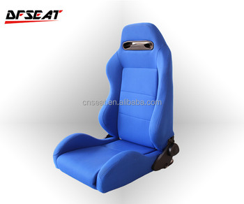 Recaro Pvc Leather Or Fabric Adjule Electric Car Seat Racing